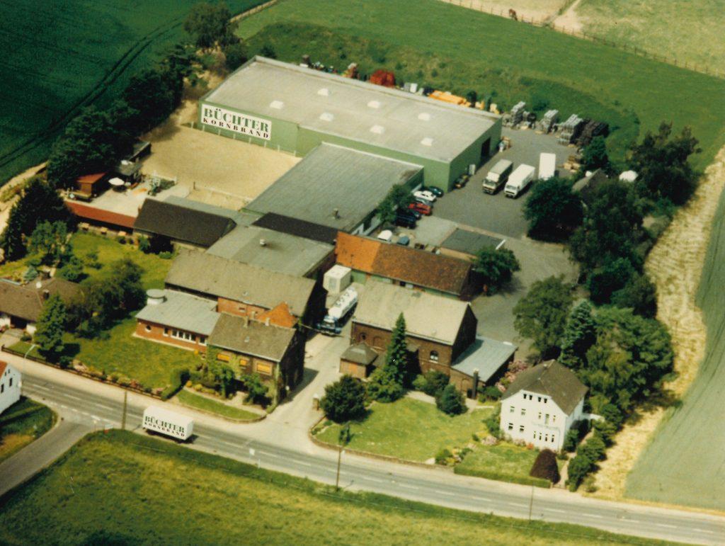 Kornbrennerei-Buechter um 1975