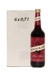 Kornbrennerei Büchter. Boonekamp im Umkarton mit 6 Flaschen à 700 ml
