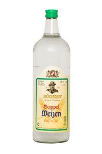 Kornbrennerei Büchter. Doppelweizenkorn Einzelflasche à 1000 ml