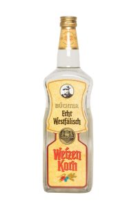 Kornbrennerei Büchter. Westfalen Krone Weizenkorn Einzelflasche à 700 ml