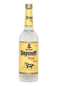 Kornbrennerei Büchter. Stepanoff Doppelkorn Einzelflasche à 700 ml
