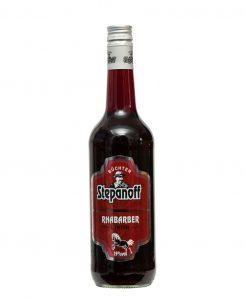 Kornbrennerei Büchter. Stepanoff Rhabarber Likör Einzelflasche à 700 ml