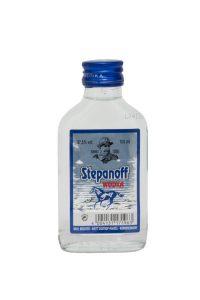 Kornbrennerei Büchter. Wodka Stepanoff, Einzelflasche à 100 ml