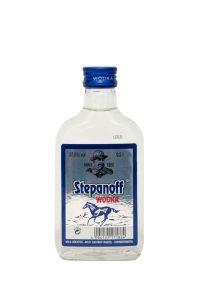 Kornbrennerei Büchter. Wodka Stepanoff, Einzelflasche à 200 ml