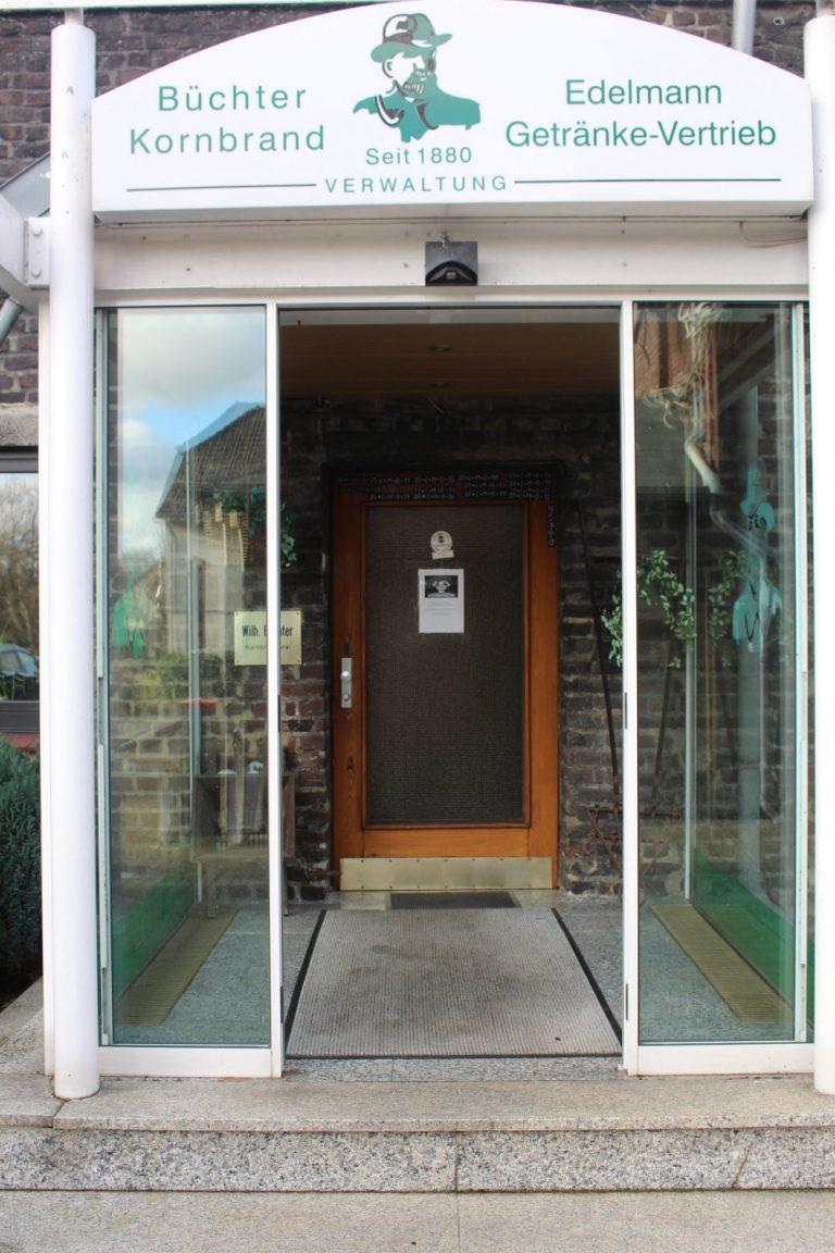 Eingangsbereich-Büro